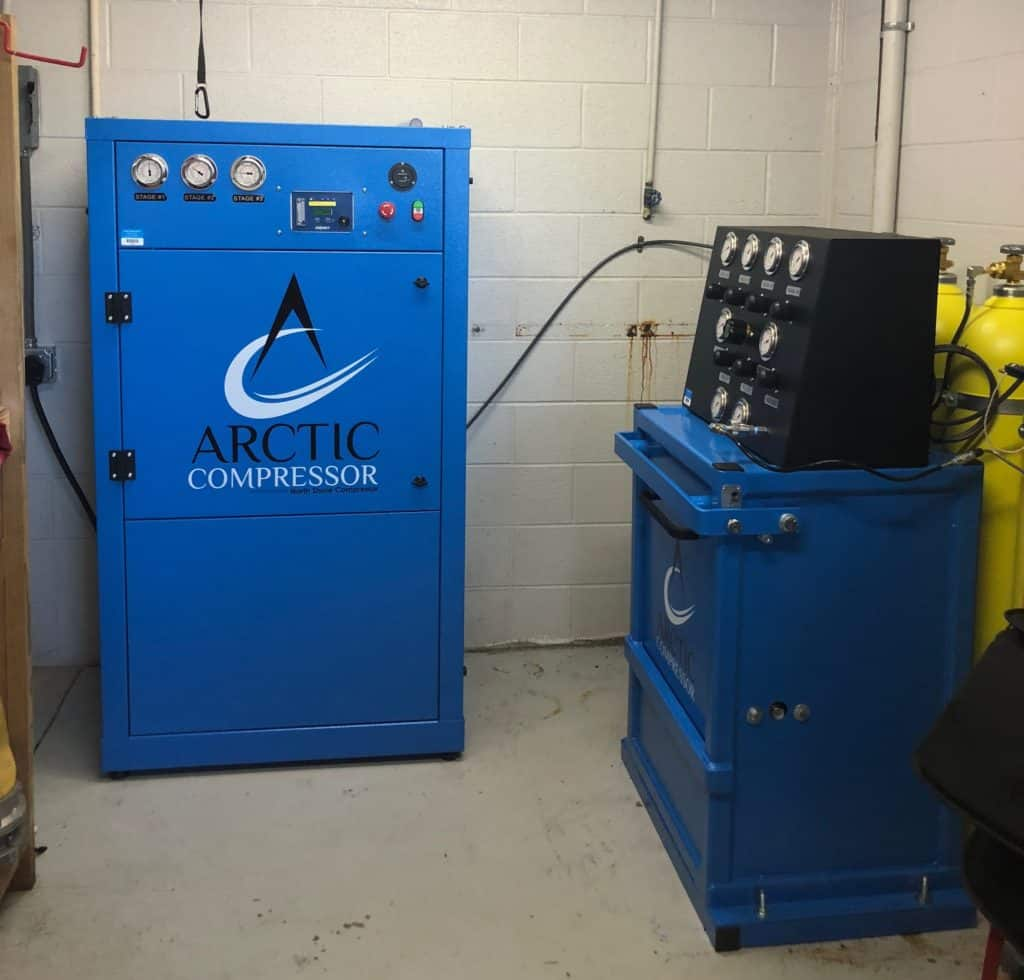 High-Pressure Air Compressors   Arctic Compressor